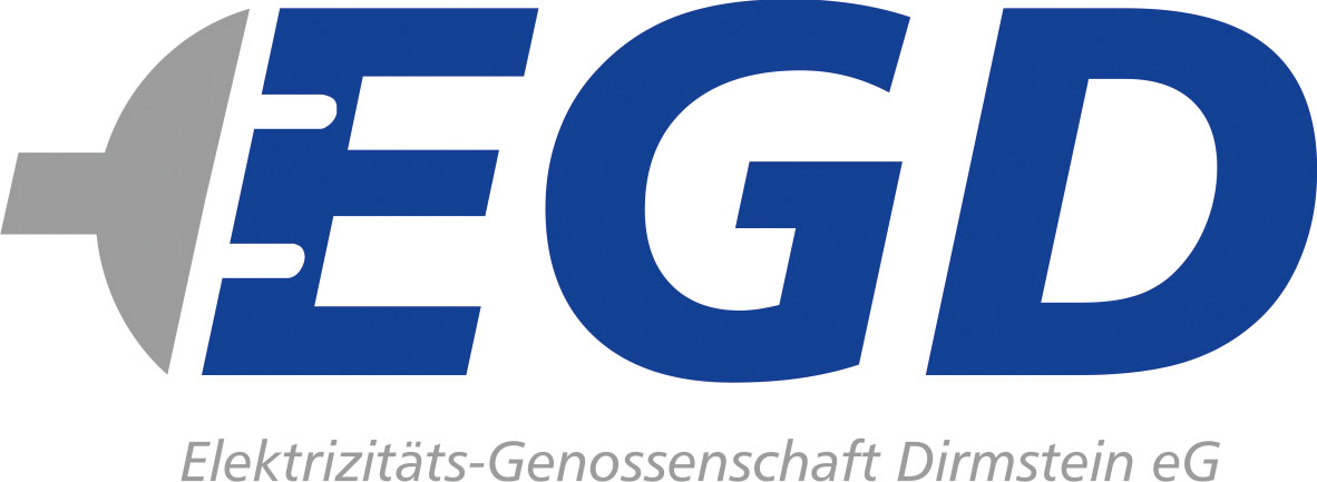 Logo Elektrizitätsgenossenschaft Dirmstein eG